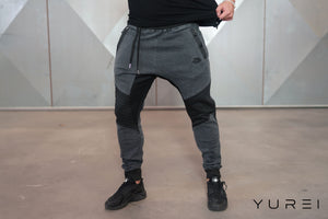 Body Engineers - YUREI – X DENIM Jeans - Anthracite - Vorderseite