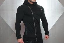 Body Engineers - YUREI Vest – All Black - Seitlich