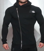Body Engineers - YUREI Vest – All Black - Vorderseite