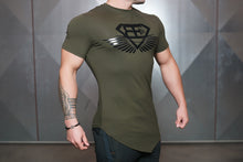 Body Engineers - Engineered Life T 2.0 – Army Green - Seitlich