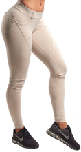 XXL Nutrition - Leggings Tight - Leggings Tight - Beige - Vorderseite