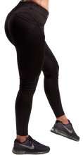 XXL Nutrition - Leggings Tight - Black / Brown - Rückseite