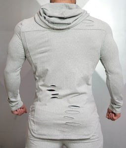 Body Engineers - SVGE Prometheus Vest 2.0 – Grey - Rückseite