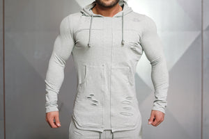 Body Engineers - SVGE Prometheus Vest 2.0 – Grey - Vorderseite
