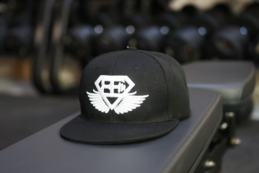 Body Engineers - BE Snapback Cap - Black Out