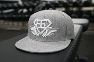 Body Engineers - BE Snapback Cap - Storm Grey