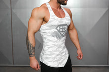 Body Engineers - XA1 Stringer – Snow Camo - Seitlich
