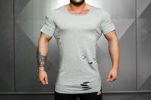 Body Engineers - SVGE Leviathan Shirt – Light Grey - Vorderseite