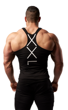 XXL Nutrition - Tank Top Xtreme - Black - Rückseite