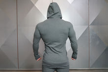 Body Engineers - XA1 Vest 2.0 – Anthracite - Rückseite