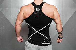 Body Engineers - SVGE Leviathan Stringer – Black Out - Rückseite