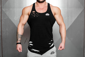 Body Engineers - SVGE Leviathan Stringer – Black Out - Vorderseite