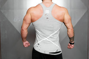 Body Engineers - SVGE Leviathan Stringer – Grey - Rückseite