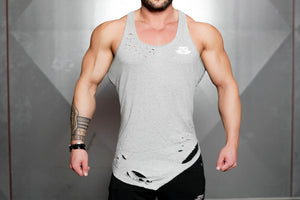 Body Engineers - SVGE Prometheus Stringer 2.0 – Grey - Vorderseite
