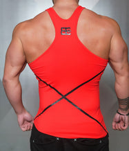 Body Engineers - XA1 Stringer – Red & Black - Rückseite