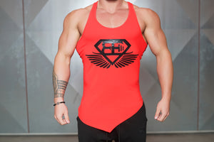 Body Engineers - XA1 Stringer – Red & Black - Vorderseite
