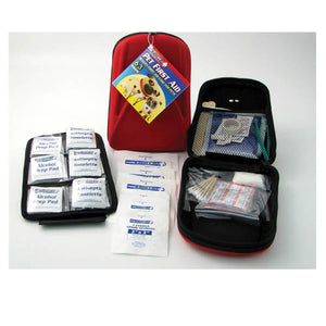 63 Piece First Aid Kit for your pet