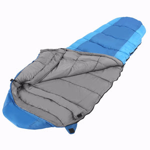 OUTAD Sleep Bag Outdoor Mummy 0-10 Degree Sleeping Bag for Camping/Hiking/Backpacking