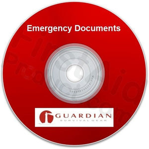 Emergency Data Disk