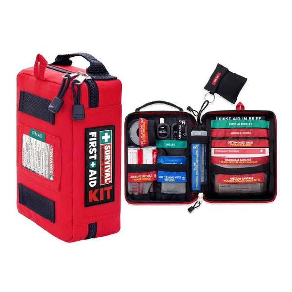 Mini First Aid Kits Survival Gear Medical Trauma Kit Rescue Bag/Kit Car Bag Emergency Kits