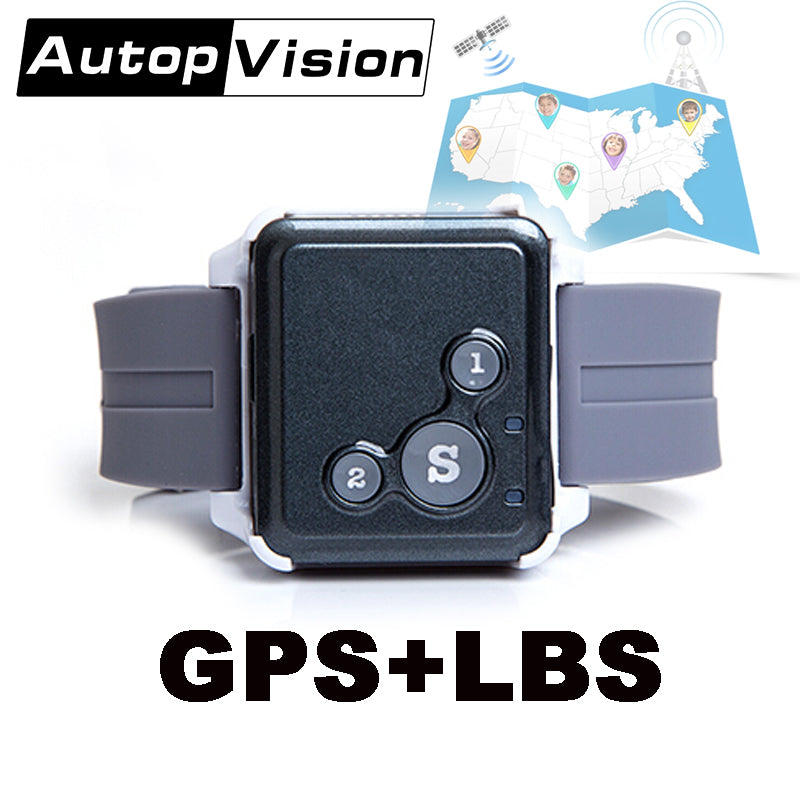 V16 10PCS GPS Tracker locator GPS locator lost could get Help Remote pet GPS personal tracker Device message tracker