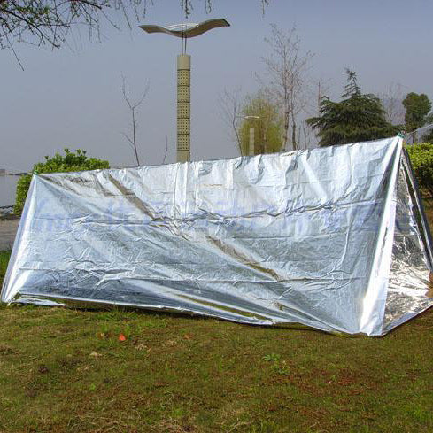 disaster emergency tent / emergency blanket / rescue blanket / outdoor temporary tent / temporary insulation shack