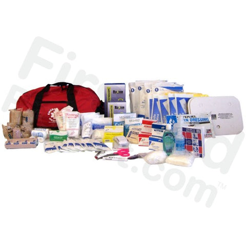 Major Trauma Kit - 246 Pieces - Soft Sided