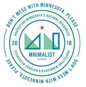 Minnesota apparel, MN shirts, MN hats.  Sustainable Minnesota clothing.