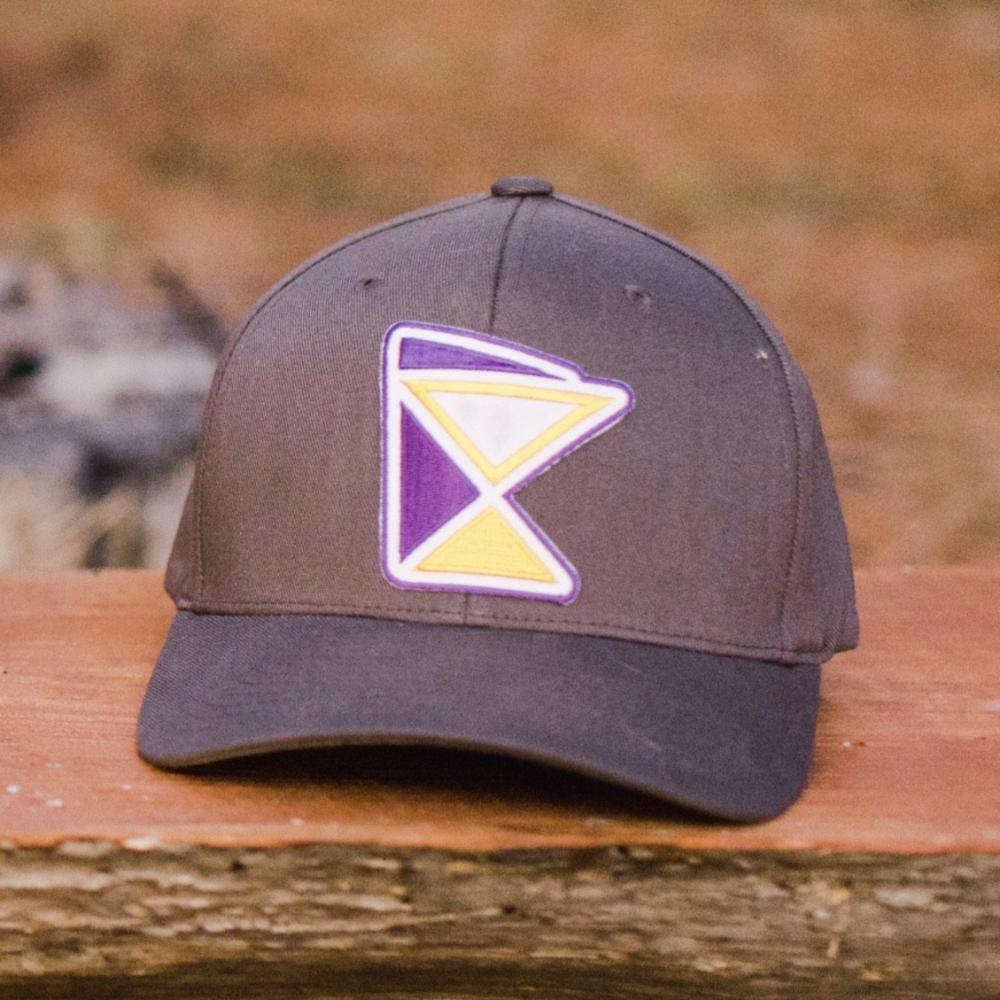 Skol Curved Brim Flexback