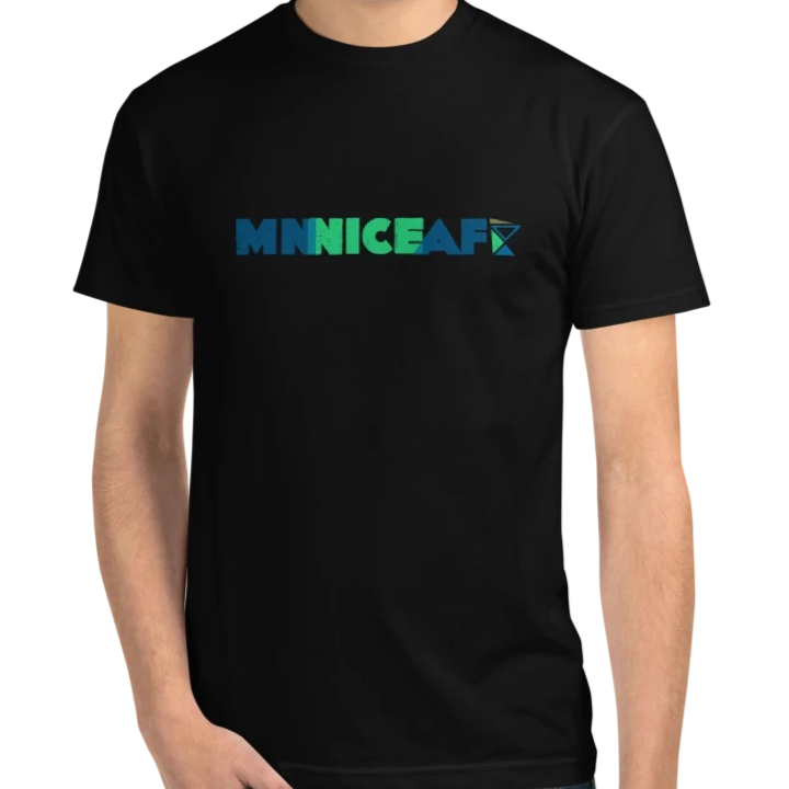 MNniceAF Sustainable T-Shirt