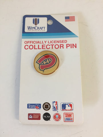Vintage 1990's Montreal Canadians NHL Hockey Lapel Pin Sport