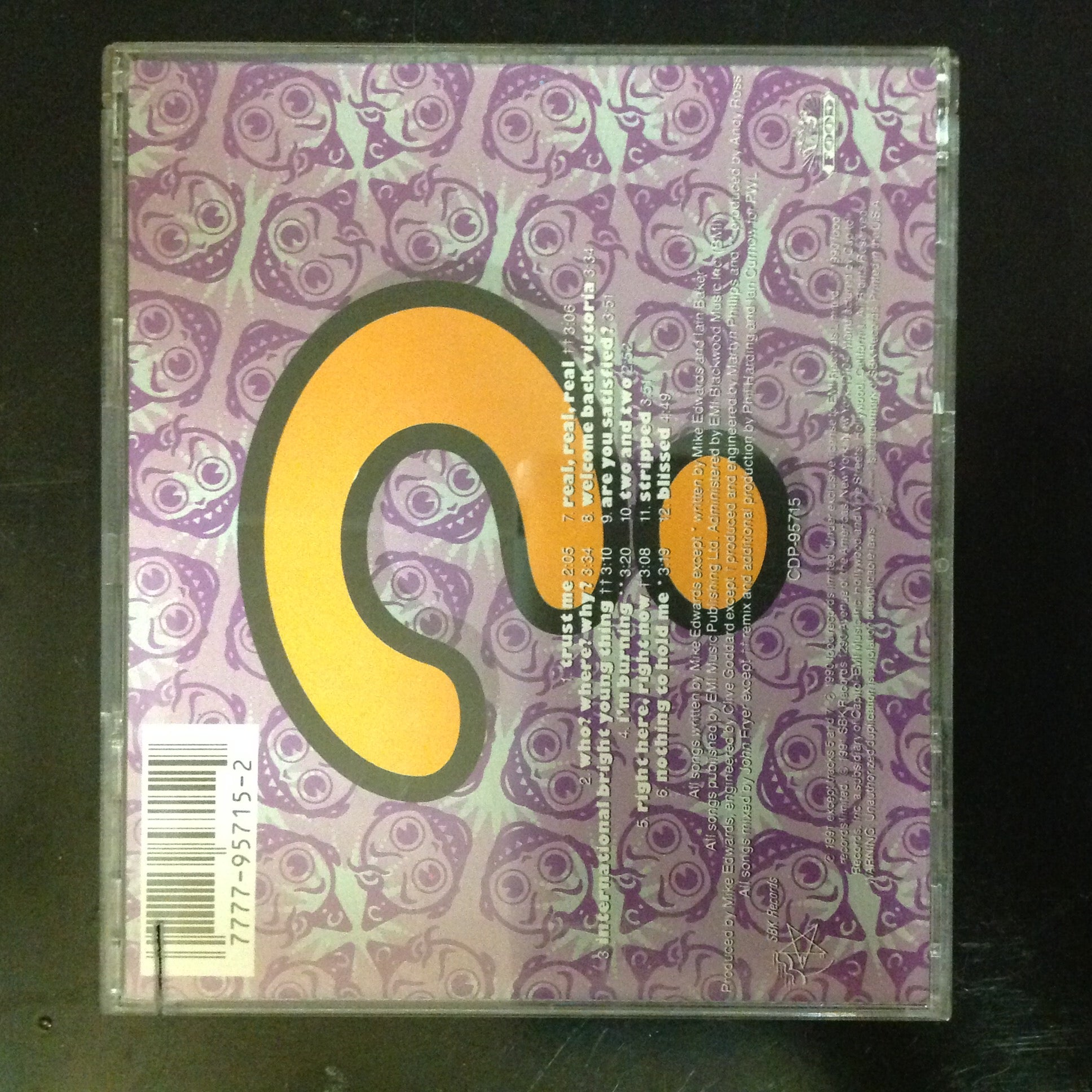 Vintage 1990's Grey Men's XL Nutmeg Athletic Department NHL Official Licensed San Jose Sharks T-Shirt
