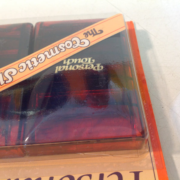 Vintage 1990 NOS SCHICK Personal Touch Cosmetic Shave 8 Twin Blade Cartridges
