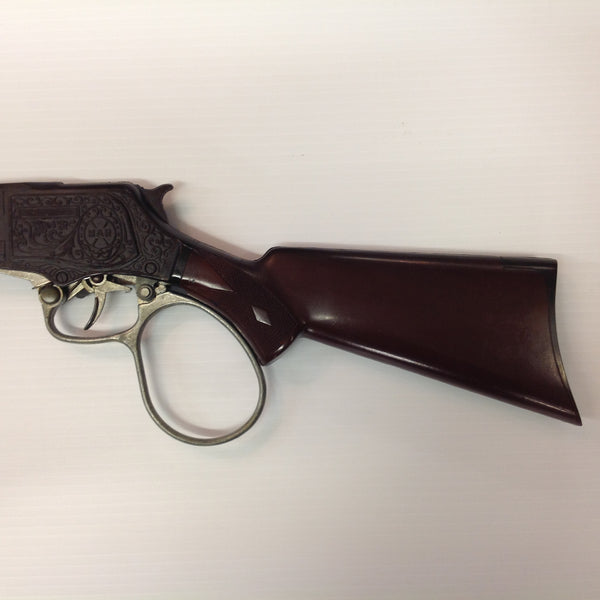 Vintage 1960's Marx Wild West Children's Cap Gun Rifle