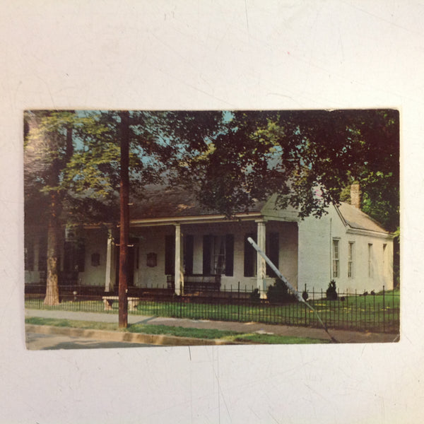 Vintage 1977 Color Photo Pope's Tavern Florence Alabama
