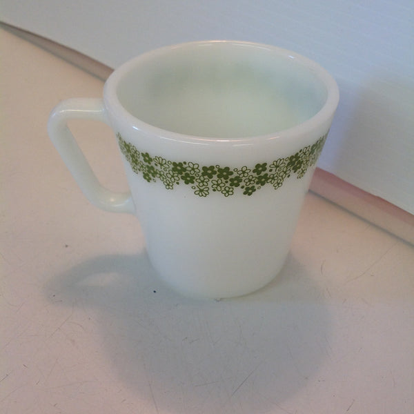 Vintage Corelle Pyrex Crazy Daisy Spring Blossom Pattern Coffee Mug