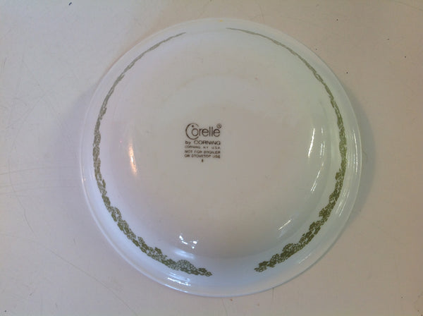 Vintage Corelle Pyrex Spring Blossom Crazy Daisy Patterned Dessert Bowls