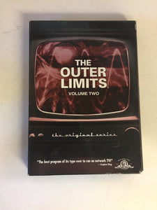 Vintage Outer Limits The Original Series DVD Collection Volume Two