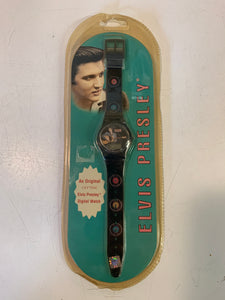 Cool 2005 Collectible Elvis Presley Digital Watch NOS Sealed Centric