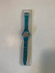 Vintage Walt Disney's Bambi Green Digital Watch NOS Sealed