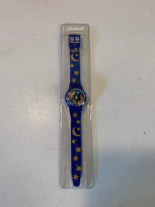 Vintage Walt Disney's Flip Top Hunchback Of Notre Dame Digital Watch NOS Sealed