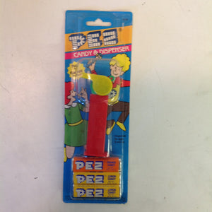 Vintage 1990's Pez Candy Dispenser w/Original Packaging Whistle Top
