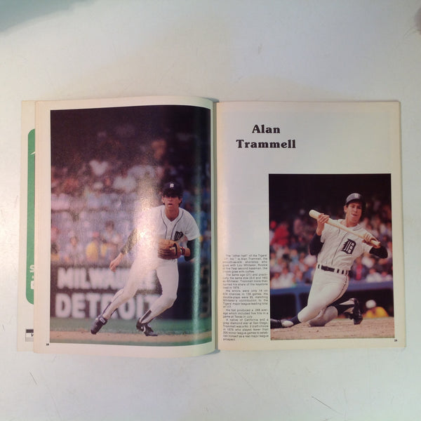 Vintage Official 1979 Detroit Tigers Yearbook