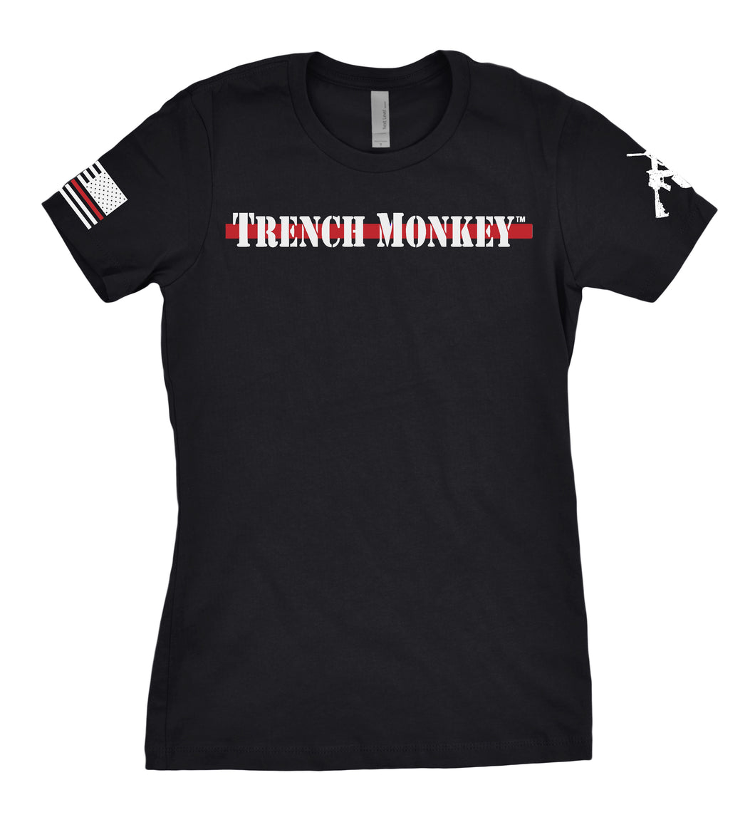 Women's Thin Red Line Tee