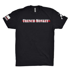 Thin Red Line Tee