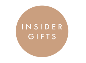Insider Gifts - the perfect gifts for the woman in your life