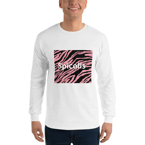 """Zebra"" Long Sleeve T-Shirt"