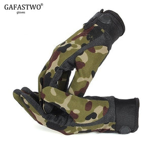 Breathable Tactical Gloves
