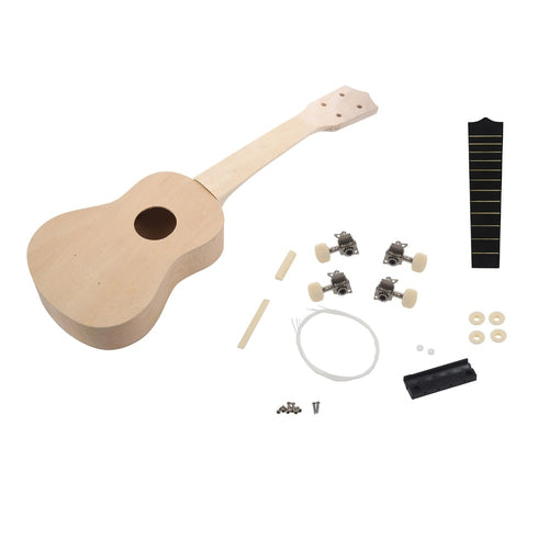 Make-Your-Own Ukulele Kit