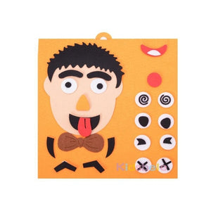 Facial Emotions Educational Game